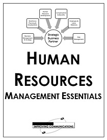Human Resources management essentials