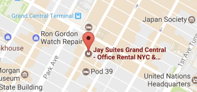 Jay Suites Grand Central