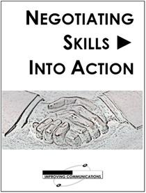 Negotiating Skills Training