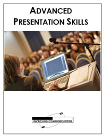 Advanced Presentation Skills Courses NYC | Improving Communications