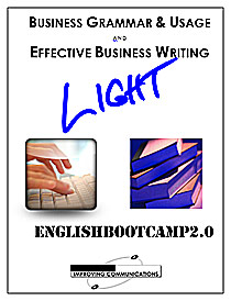 concise business writing exercises